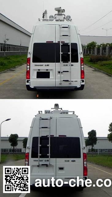 JMC Ford Transit JX5049XZHMF2 command vehicle