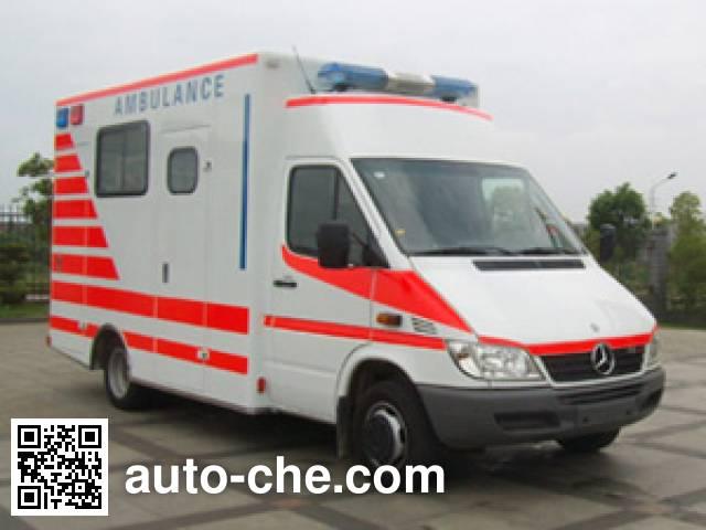 JMC JX5050XJHM ambulance