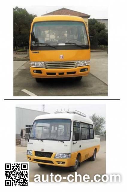 江铃牌JX5052XGCDA工程车