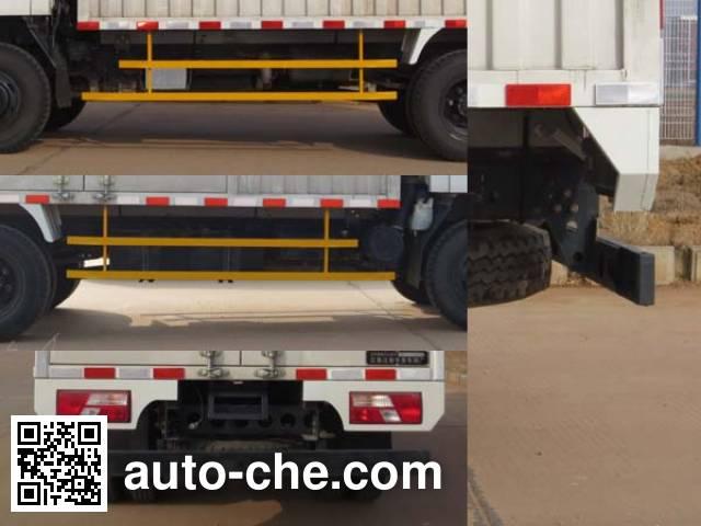 JMC JX5047XXYXGB2 box van truck