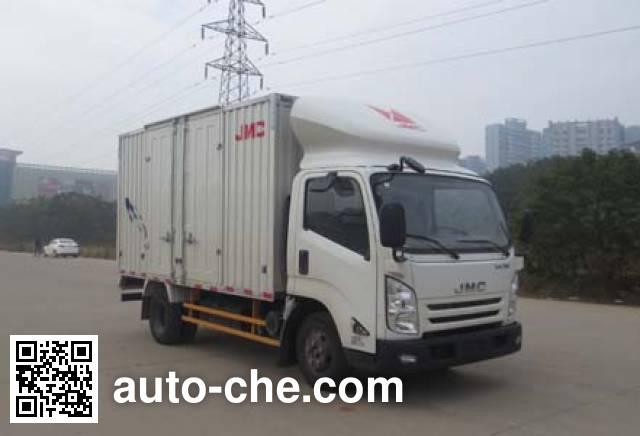 JMC JX5042XXYXG2 box van truck