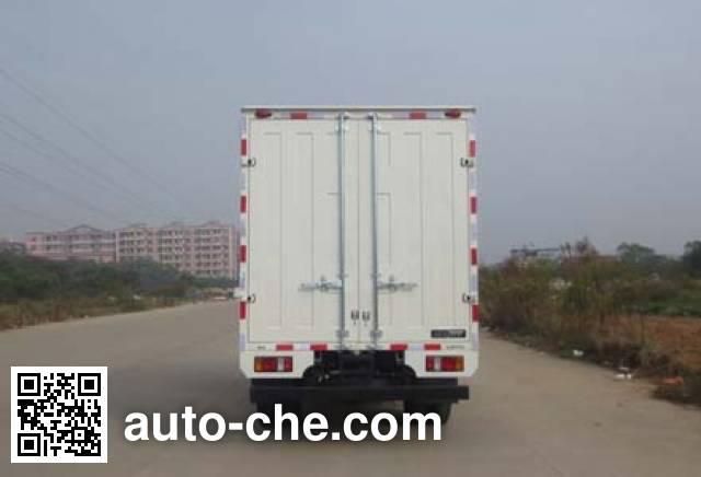 JMC JX5042XXYXPGA2 box van truck