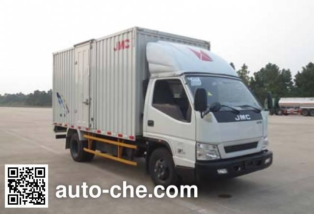 JMC JX5068XXYXGA2 box van truck