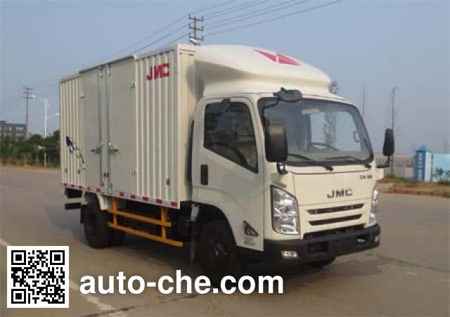JMC JX5077XXYXGC2 box van truck