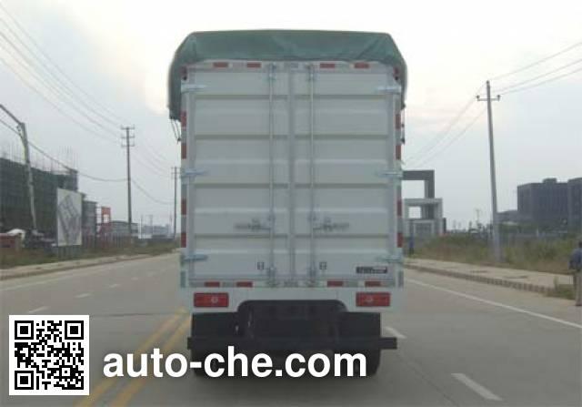 JMC JX5094CPYXPR2 soft top box van truck