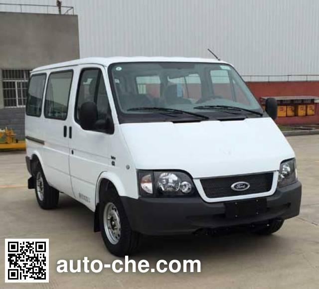JMC Ford Transit JX6471PA-L5 bus