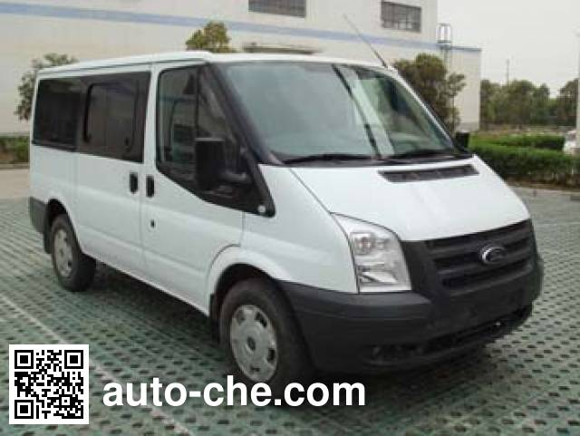 江铃全顺牌JX6500T-L4轻型客车