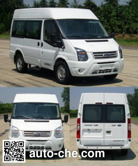 JMC Ford Transit JX6491MB business bus