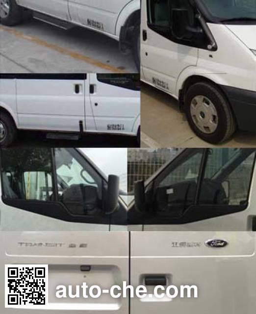 JMC Ford Transit JX6491TA-M4 MPV