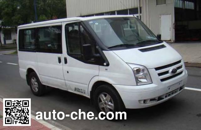 江铃全顺牌JX6501T-L4轻型客车