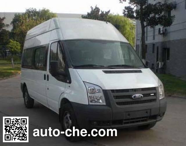 江铃全顺牌JX6580T-H4轻型客车