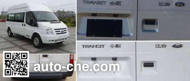 JMC Ford Transit JX6571T-H4 MPV