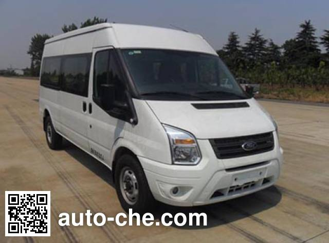 JMC Ford Transit JX6581T-M5 bus