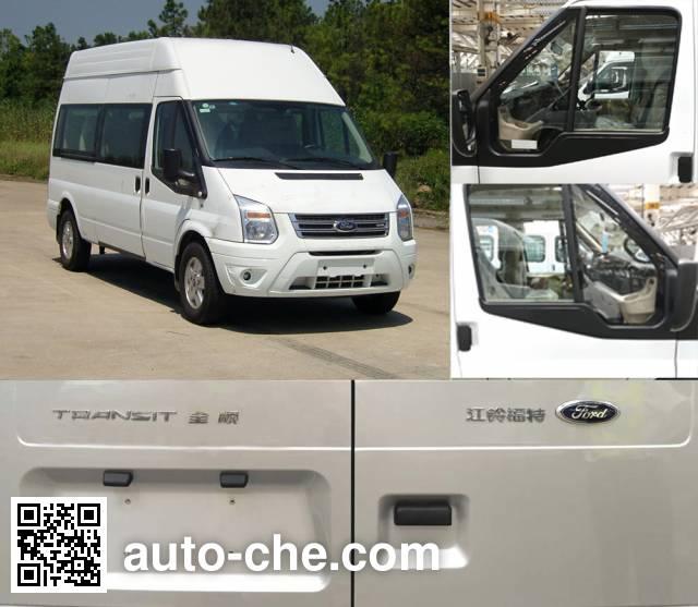 JMC Ford Transit JX6581TY-M4 bus
