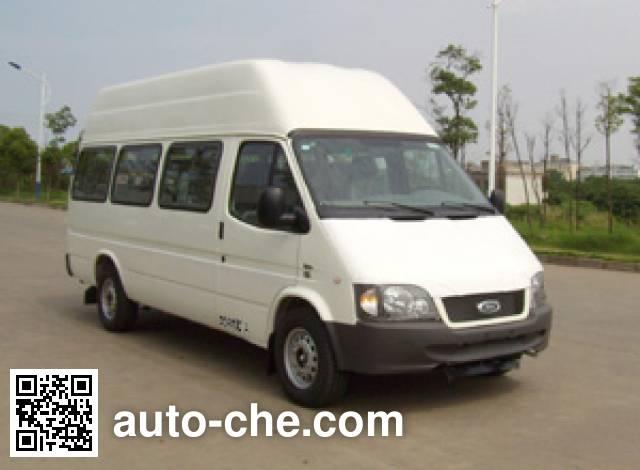 江铃全顺牌JX6600D-H轻型客车