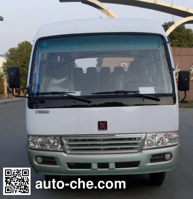 江铃牌JX6601VDF城市客车
