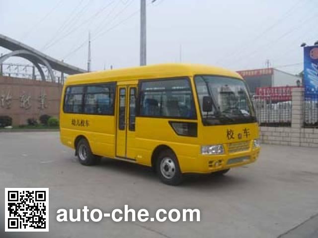 JMC JX6606VD children school bus
