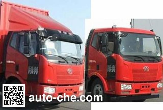吉平雄风牌JXF5160TPB平板运输车