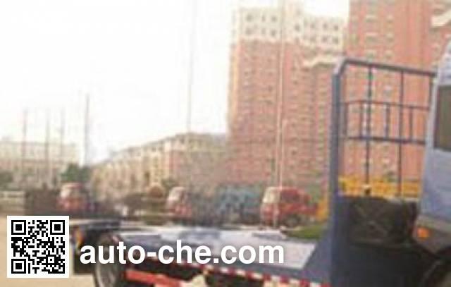 吉平雄风牌JXF5169TPB平板运输车