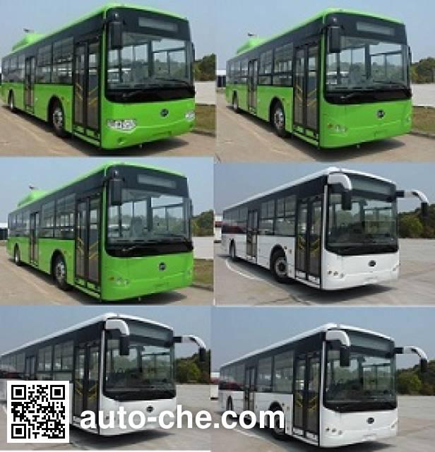 江西牌JXK6116BCHEVN混合动力城市客车