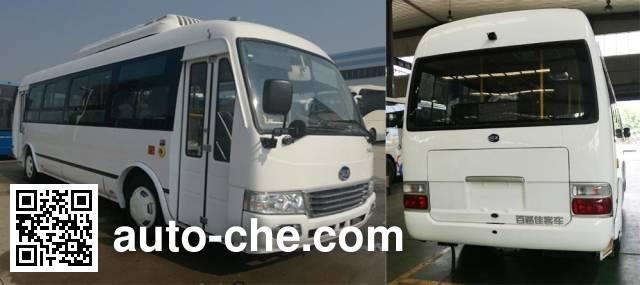 Bonluck Jiangxi JXK6810BEV electric city bus