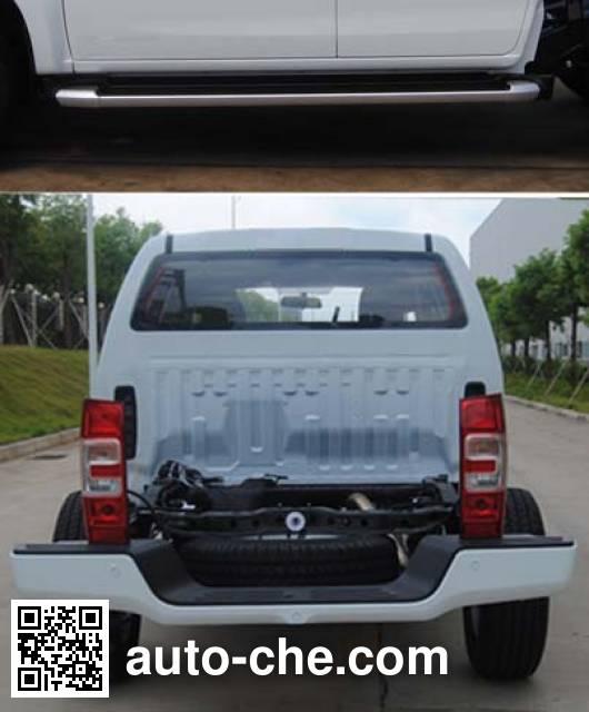 Jiangxi Isuzu JXW1032ESA pickup truck chassis