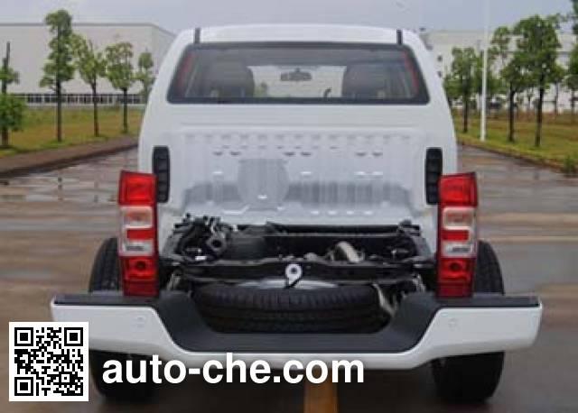 Jiangxi Isuzu JXW1033ESBA pickup truck chassis