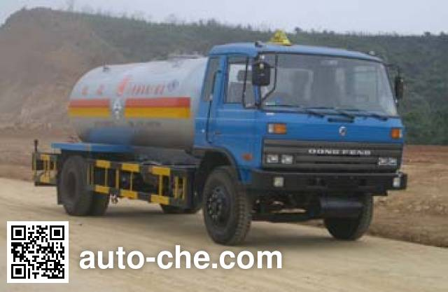 Wufeng JXY5140GYQ liquefied gas tank truck