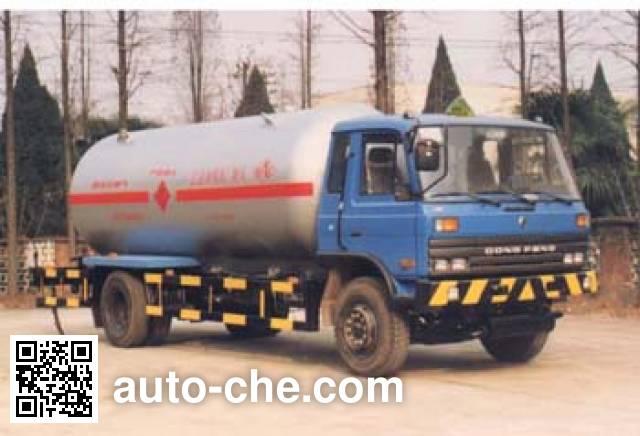 Wufeng JXY5160GYQ liquefied gas tank truck