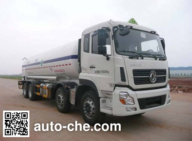 Wufeng JXY5313GDY1 cryogenic liquid tank truck