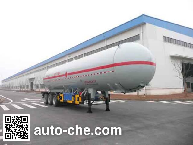 Wufeng JXY9400GYQ1 liquefied gas tank trailer