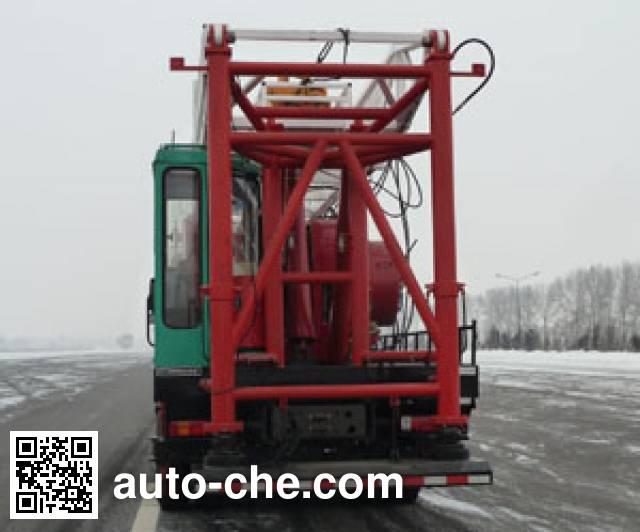 Qingquan JY5253TXJ40 well-workover rig truck