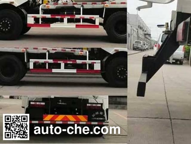 Yindun JYC5140GJBSX11 concrete mixer truck