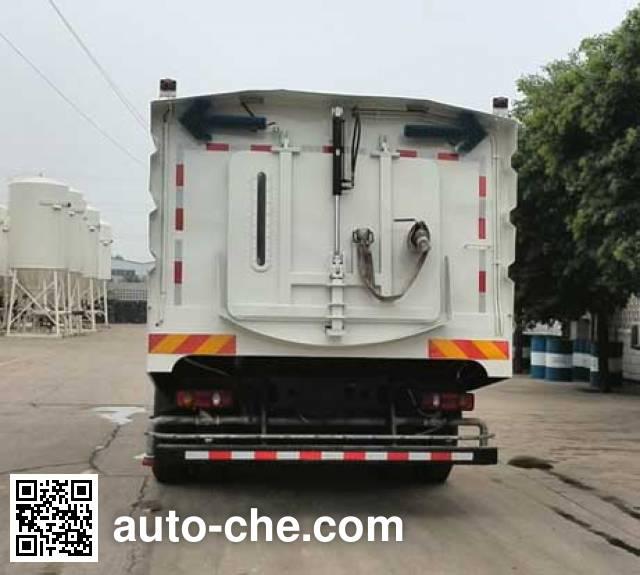 银盾牌JYC5160TXSDFL2洗扫车