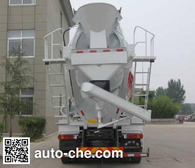 Yindun JYC5310GJBZZ10 concrete mixer truck