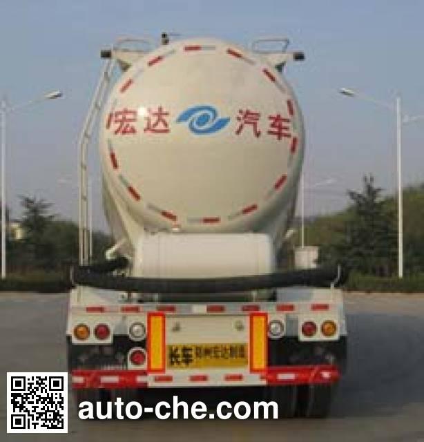 Yindun JYC9404GFL medium density bulk powder transport trailer