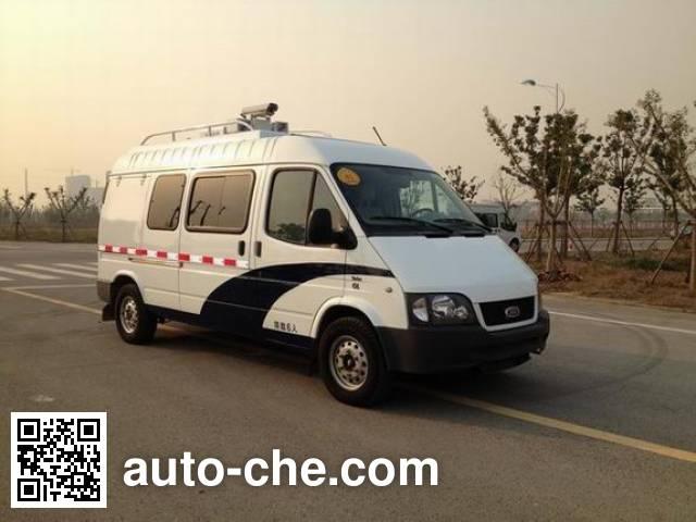 Shentan JYG5030XPB explosive ordnance disposal equipment transporter