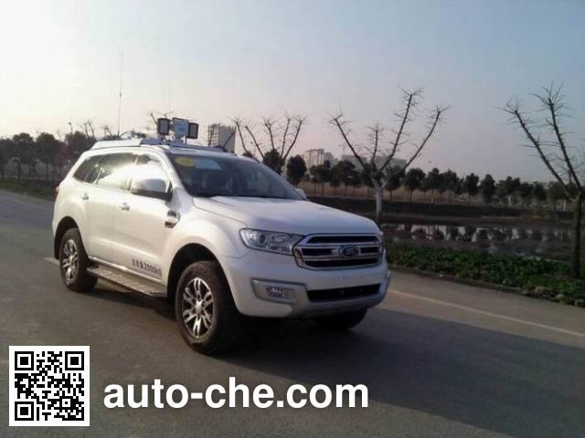 Shentan JYG5030XZHPA5 command vehicle