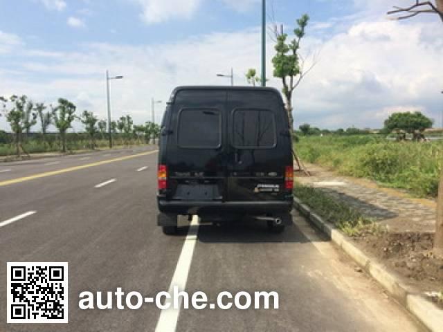 Shentan JYG5032XJQ police working dog transport truck