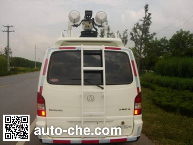 Shentan JYG5032XKC on-site investigation vehicle
