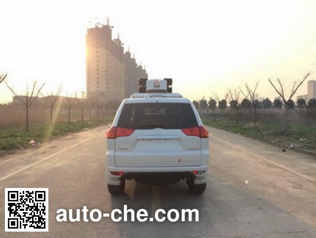 Shentan JYG5032XZHG5 command vehicle