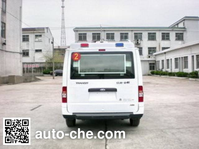 Shentan JYG5036XKCTA on-site investigation vehicle