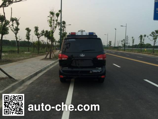 Shentan JYG5037XKCC1A investigation team car