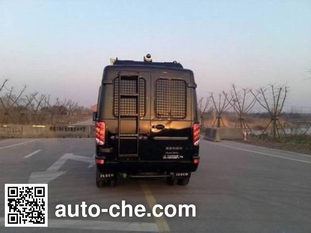Shentan JYG5040TXU patrol car
