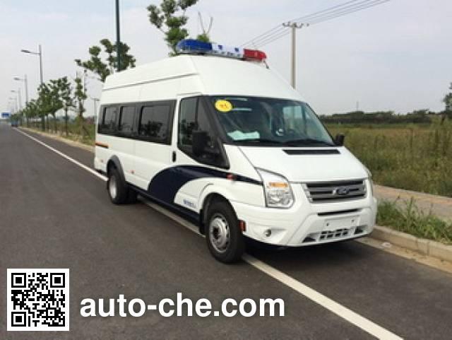 Shentan JYG5040XQCG5 prisoner transport vehicle