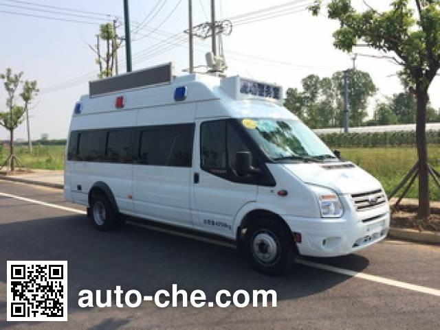 Shentan JYG5040XZJ public order inspection vehicle