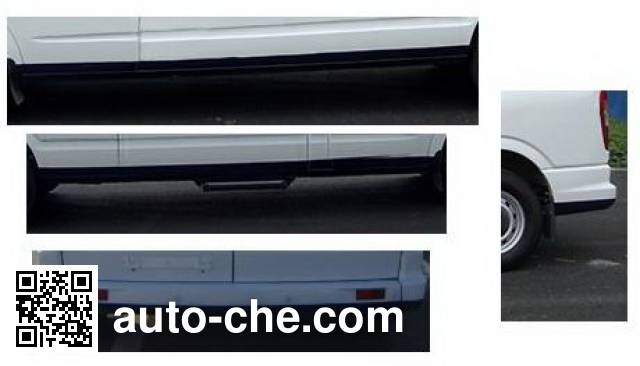 Shentan JYG5041XJC inspection vehicle
