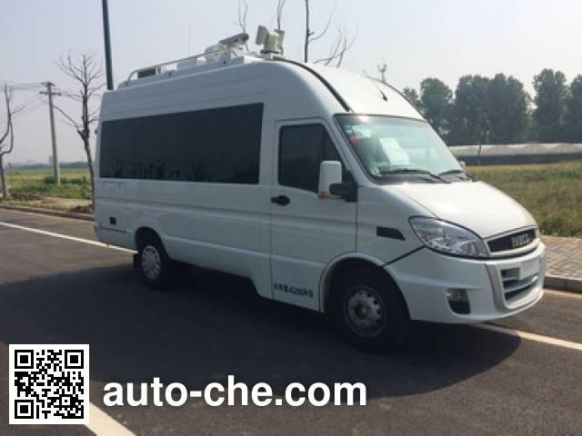 Shentan JYG5042XZHDC command vehicle