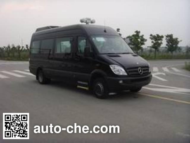 Shentan JYG5050XJE monitoring vehicle