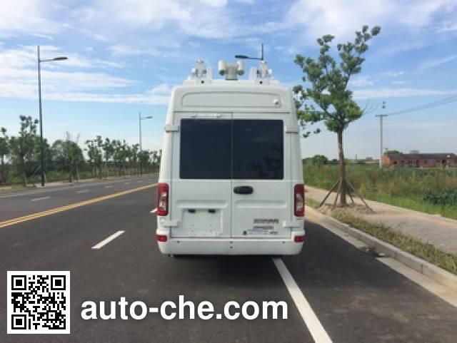 Shentan JYG5050XZHDC command vehicle